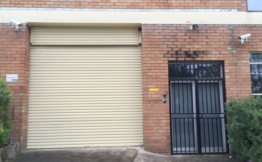 Chiswick - 11sqm secure storage room #3