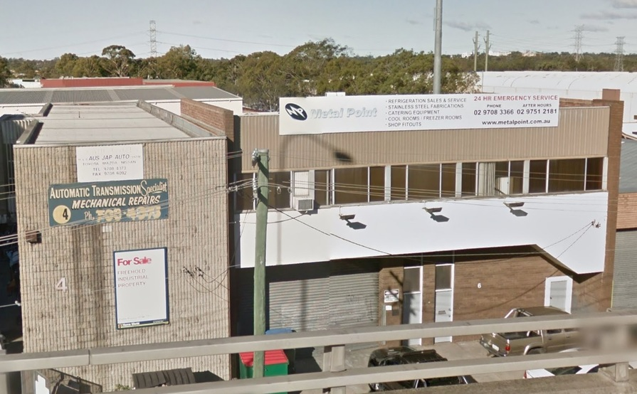 Office Space in an Industrial Unit in Bankstown - perfect for storage very accessible. near freeway #4
