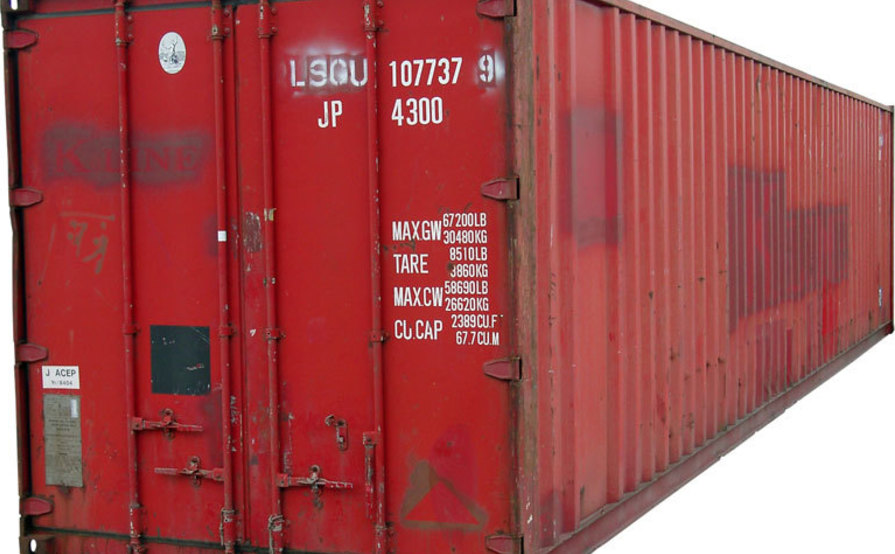 Wilton/Picton Area - 40 ft Container storage in yard - Affordable & Easy Access!
