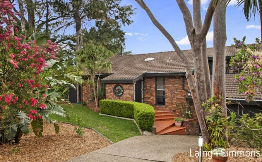 Half of double garage available for storage in Hornsby Heights