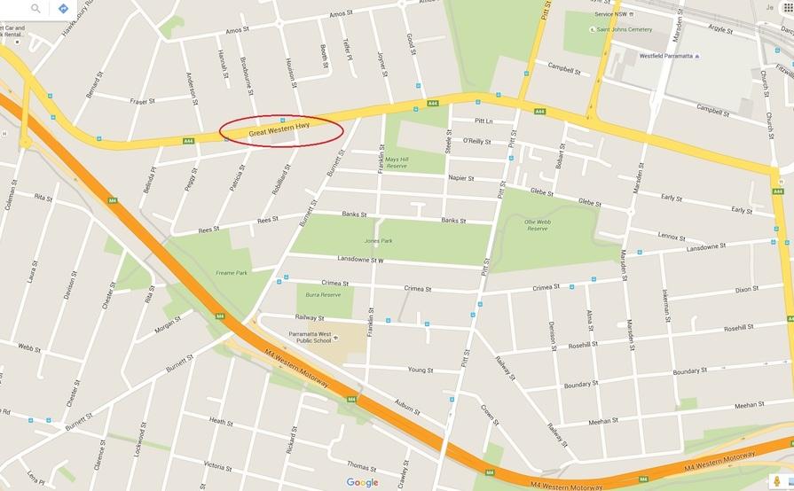 Parramatta - Locked up storage room in a quiet neighbourhood (Available starting August 9)