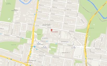 Industrial Shed (740 sqm) - near Brisbane CBD