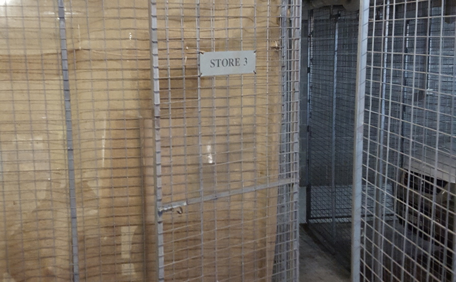Storage Cage available in Shellharbour near Wollongong
