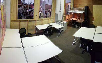 Private Office Space in Glebe Creative Hub