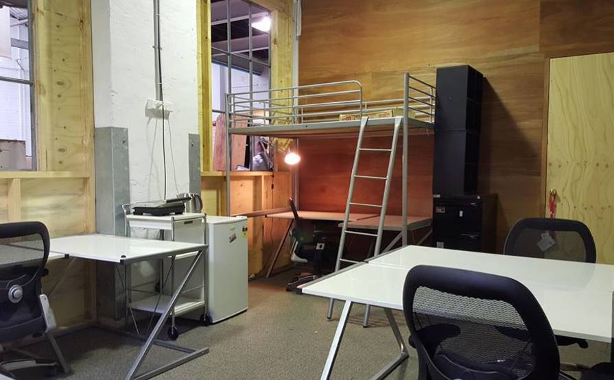 Private Office Space in Glebe Creative Hub