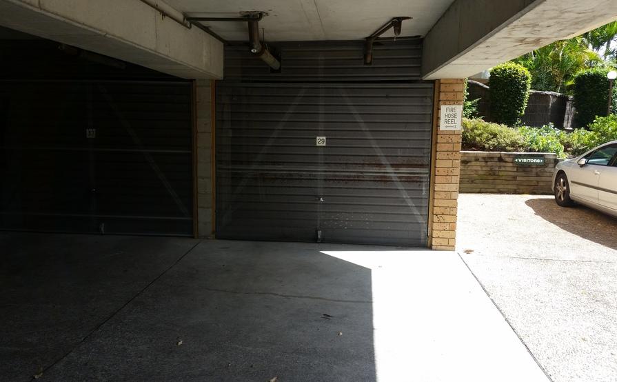 Large, locked-up garage in Macquarie Park