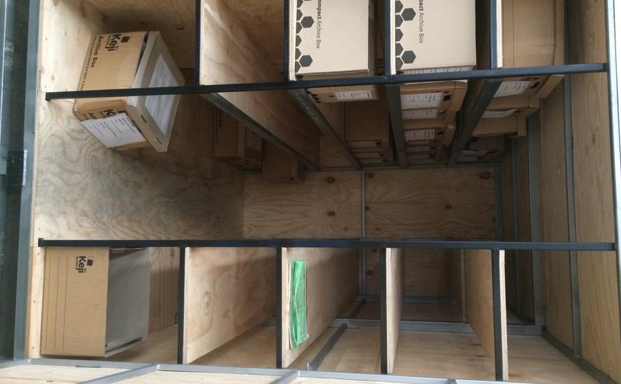 Storage unit (Mobile storage unit) in Mitchell ACT 2911