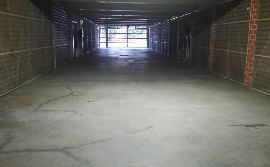 Secure, lock-up garage in Hamilton Gardens - North Strathfield
