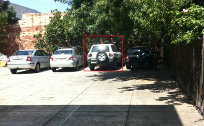 Parking Space in Brunswick- Available by November 4