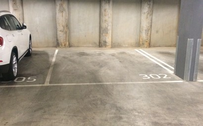 Parking space on B1 - South Yarra