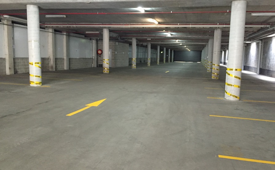 Alexandria - Secure underground carpark space - for Motorbike or Trailer -  #11