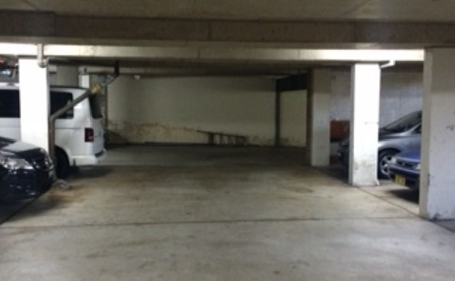 Bronte - Underground secure car park space