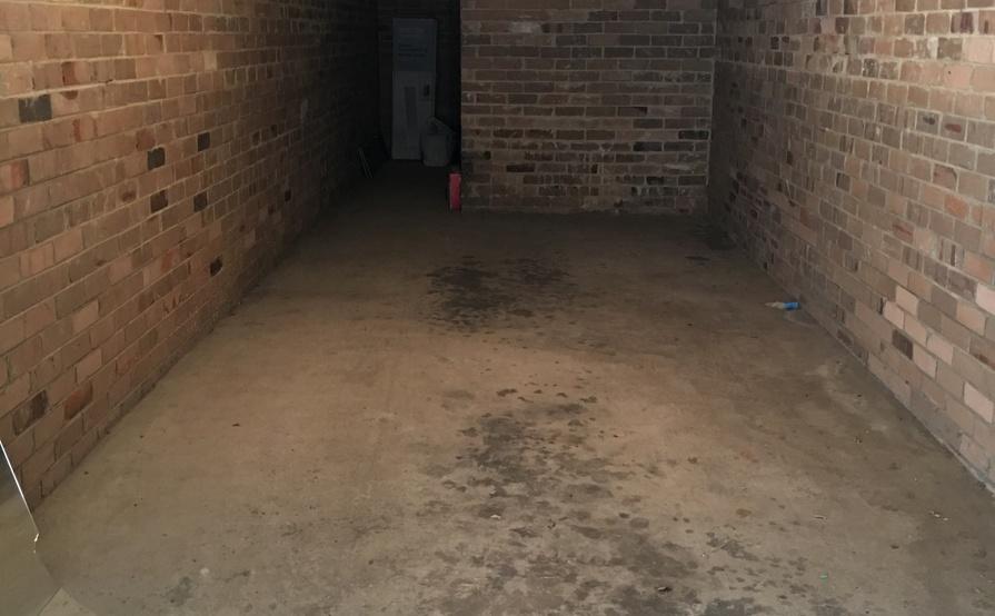 One large garage in Kogarah