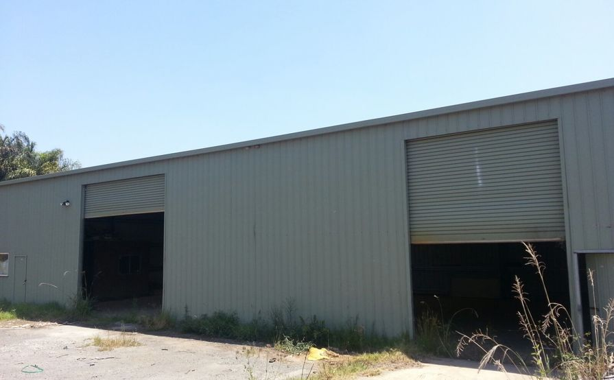 Large Shed Storage in Rossmore