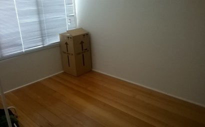 spare room in reservoir
