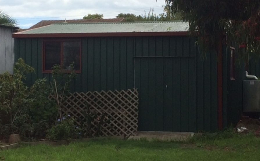 Secure Storage Space in Rosewater suitable for storing household items #1