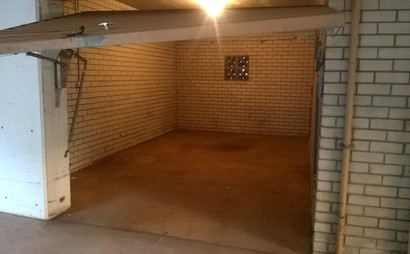 Westmead - secure lockup garage for parking on Helen St