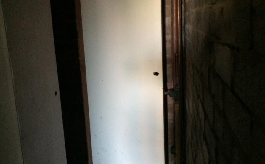 Freshwater - Secure storage room