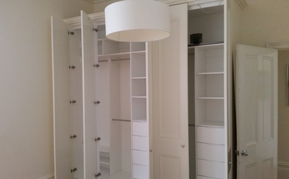 Large Bedroom Space - Fitzroy North