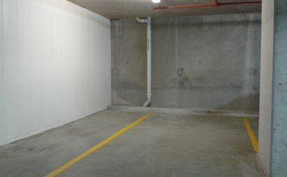 Secure car space near Kogarah train station