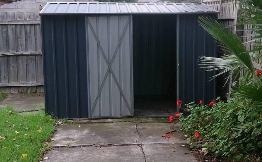 Yarraville - 6.6 sqm Garden shed