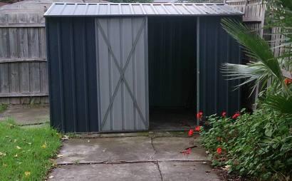 yarraville 66 sqm garden shed