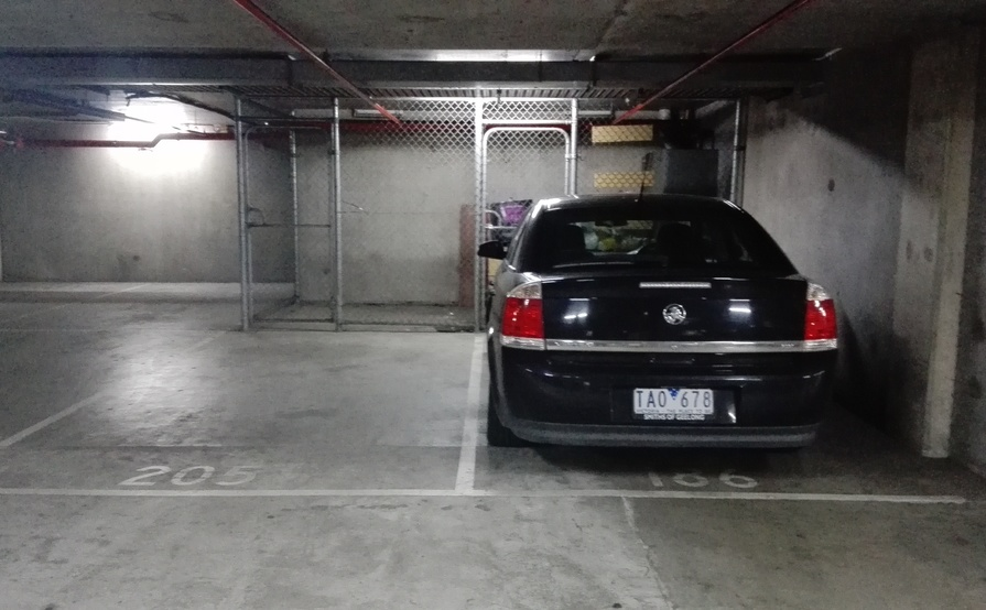 Secure Car Park in Southbank, easy access to public transport