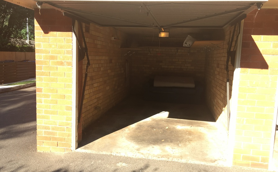 Lindfield - Lock up garage for parking/storage - Available now