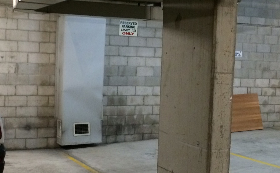 Bondi Junction - Secure Undercover Parking Space In Great Location!