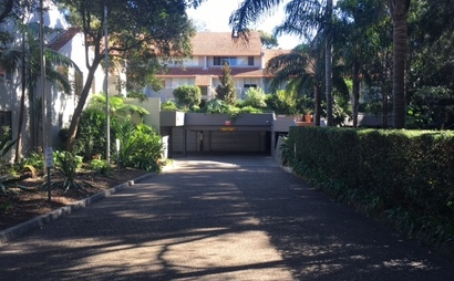 Paddington - Secure parking space minutes from Edgecliff Train Station