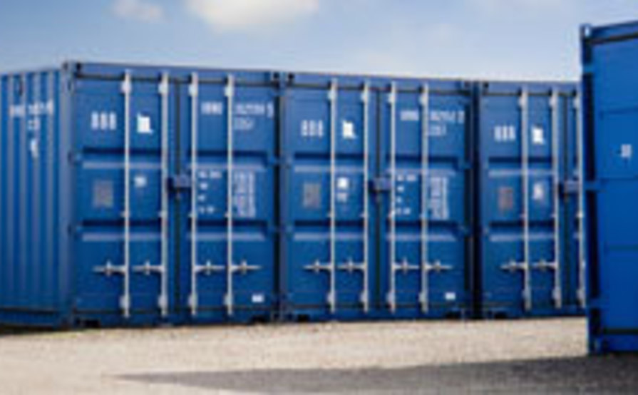 Holden Hill - 20ft shipping container