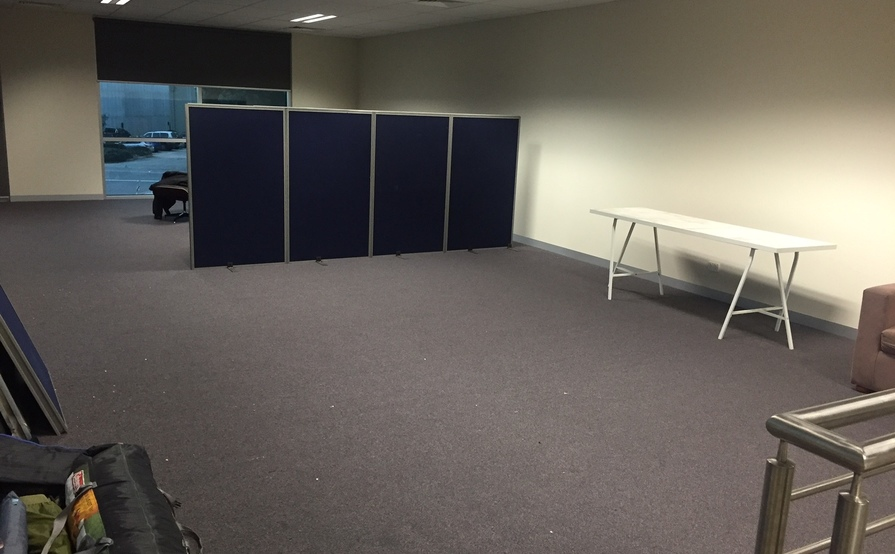 Dandenong South - storage room (former office space) #3
