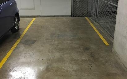 Underground Parking Space & Separate Storage Cage