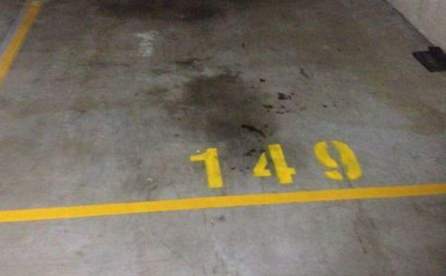 Rockdale - Secure Undercover Parking Space