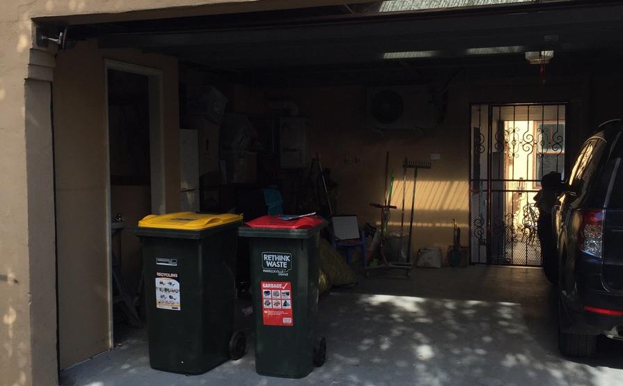 Secure, Lock-up (Roller door) Garage - Stanmore, NSW.