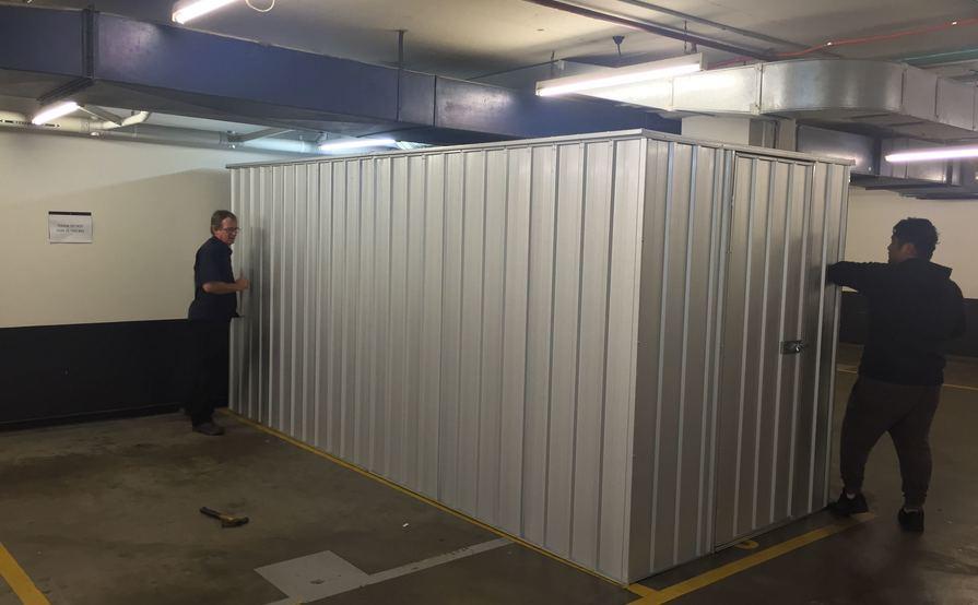 Sydney CBD - Spring Street Large Secure Self Storage