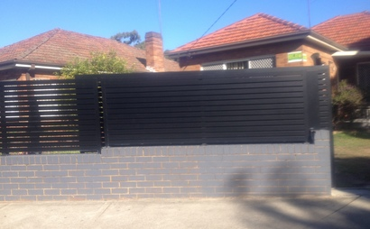 Secured Car space available, opposite Flemington Station