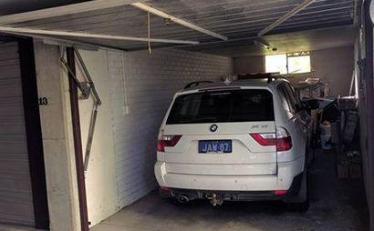 2 Lockable garages for rent , on UQ's doorstep