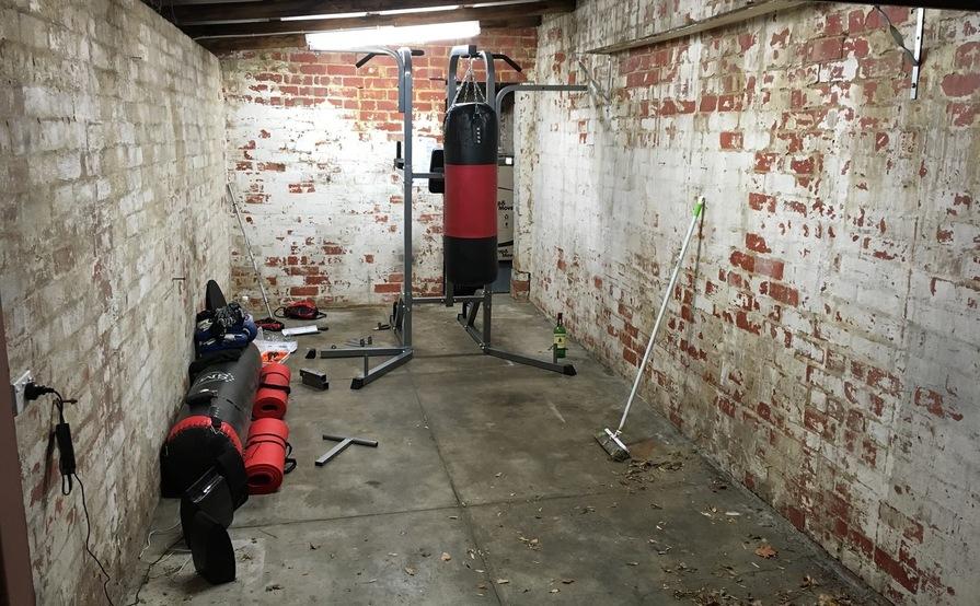Garage Storage / Workshop Prahran