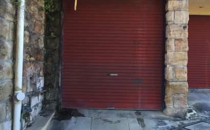 Darling Point - Single Lock Up Garage