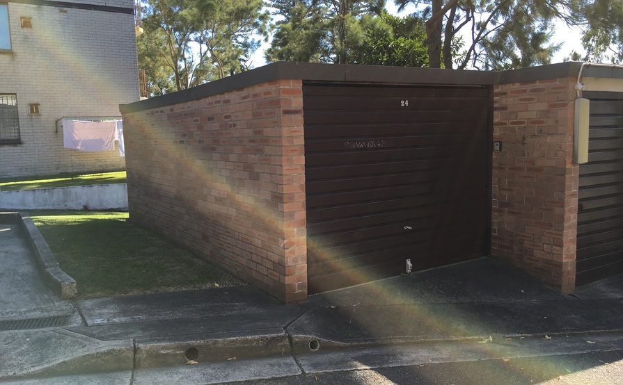 Secure Single Garage for Storage & Parking - Accessible Location