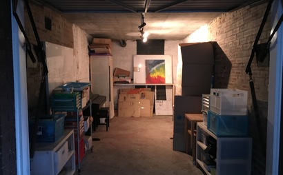 Bondi Junction - Garage to use as storage