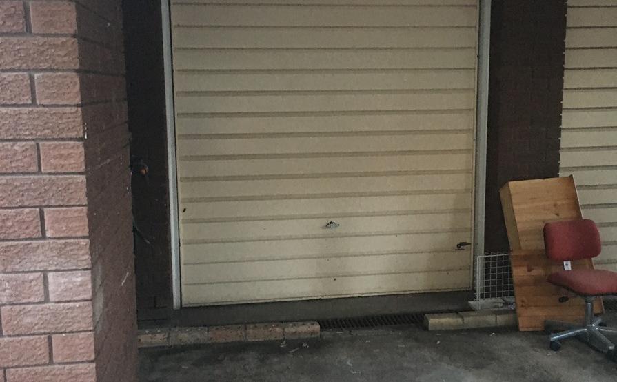 Bondi Junction - Garage to use as storage