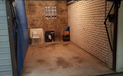 Single lock-up garage in Randwick