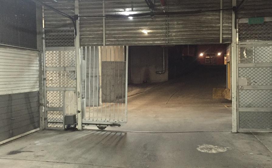 Pyrmont - single lockup garage
