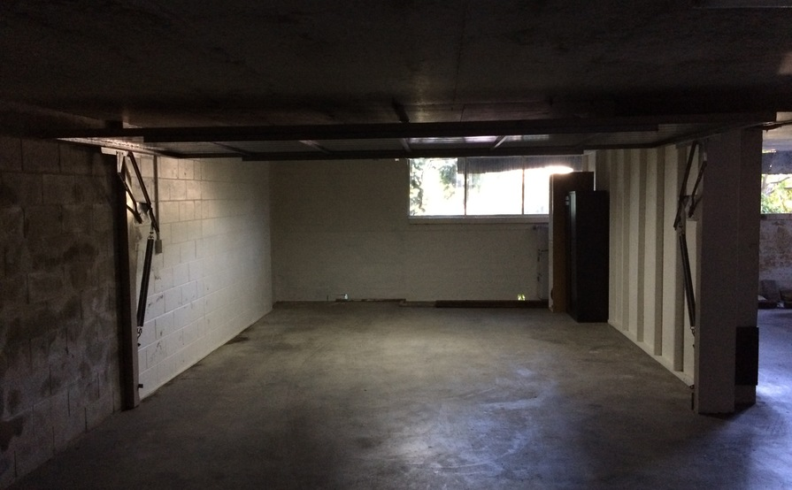 Secure Clean Double Garage - Double Bay/Edgecliff