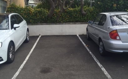 Glebe - Small Carpark Off-Street