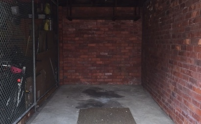 Single Lock Up Garage for Rent in Kingsford (Available 17Feb)