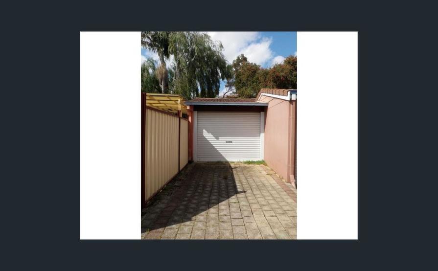 Maylands 20sqm Secure Garage