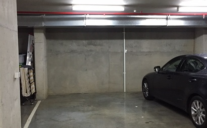 Secure Basement Parking Space near Turramurra Station - 24/7 access